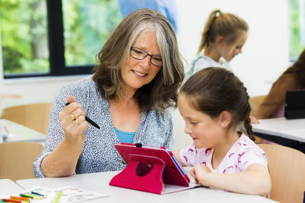 Teaching-with-a-touchscreen