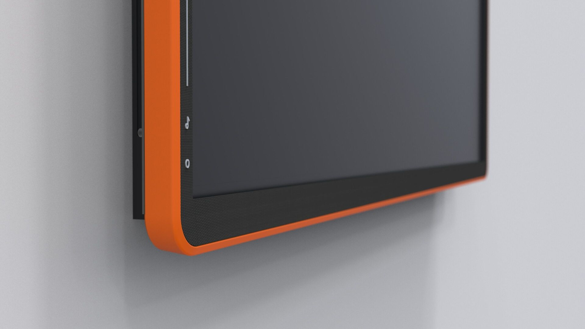Angle Depth of Field Regal Orange