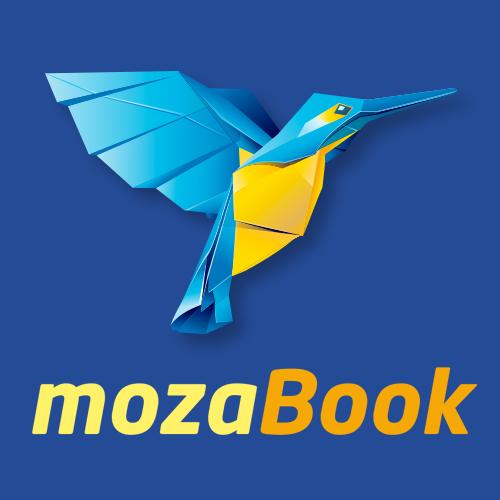 Logo moza Book 05