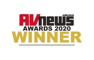 AV News Awards 2020 winner