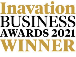 Inavation Awards 2021 WINNER Black