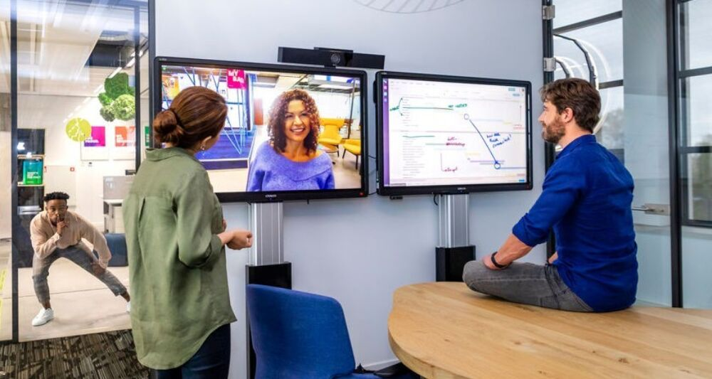 P6 ctouch videoconferencing 2