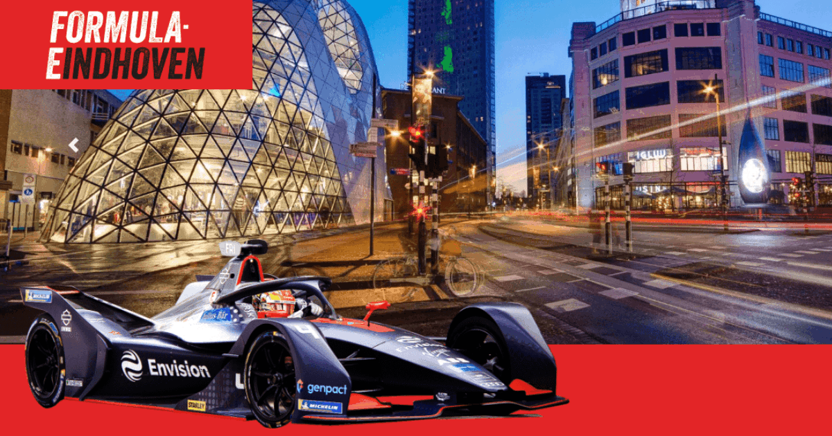 CTOUCH   CTOUCH launching partner of Formula-E bid 2021/2022