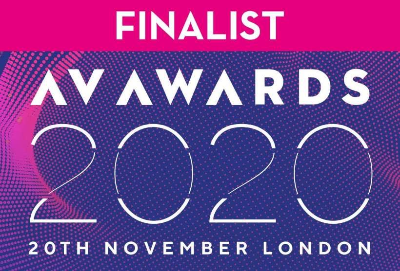 Logo finalist AV Awards 2020