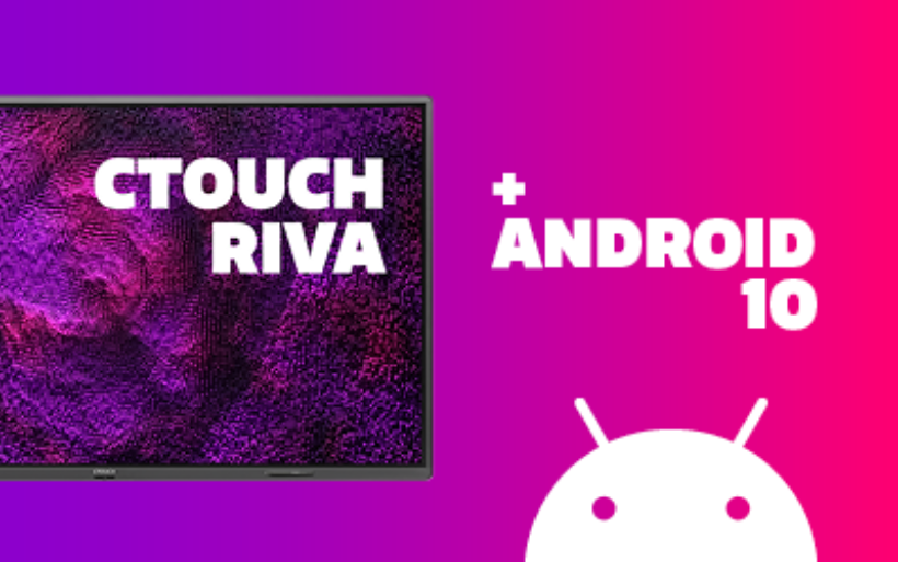 CTOUCH Riva Android Teaser400x250 px