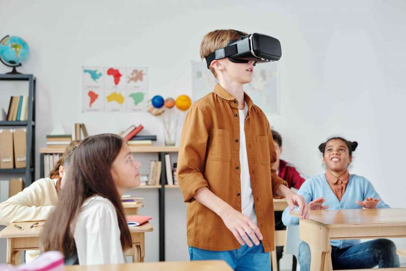 Vr and ar in class