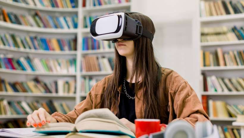 Vr and ar in education