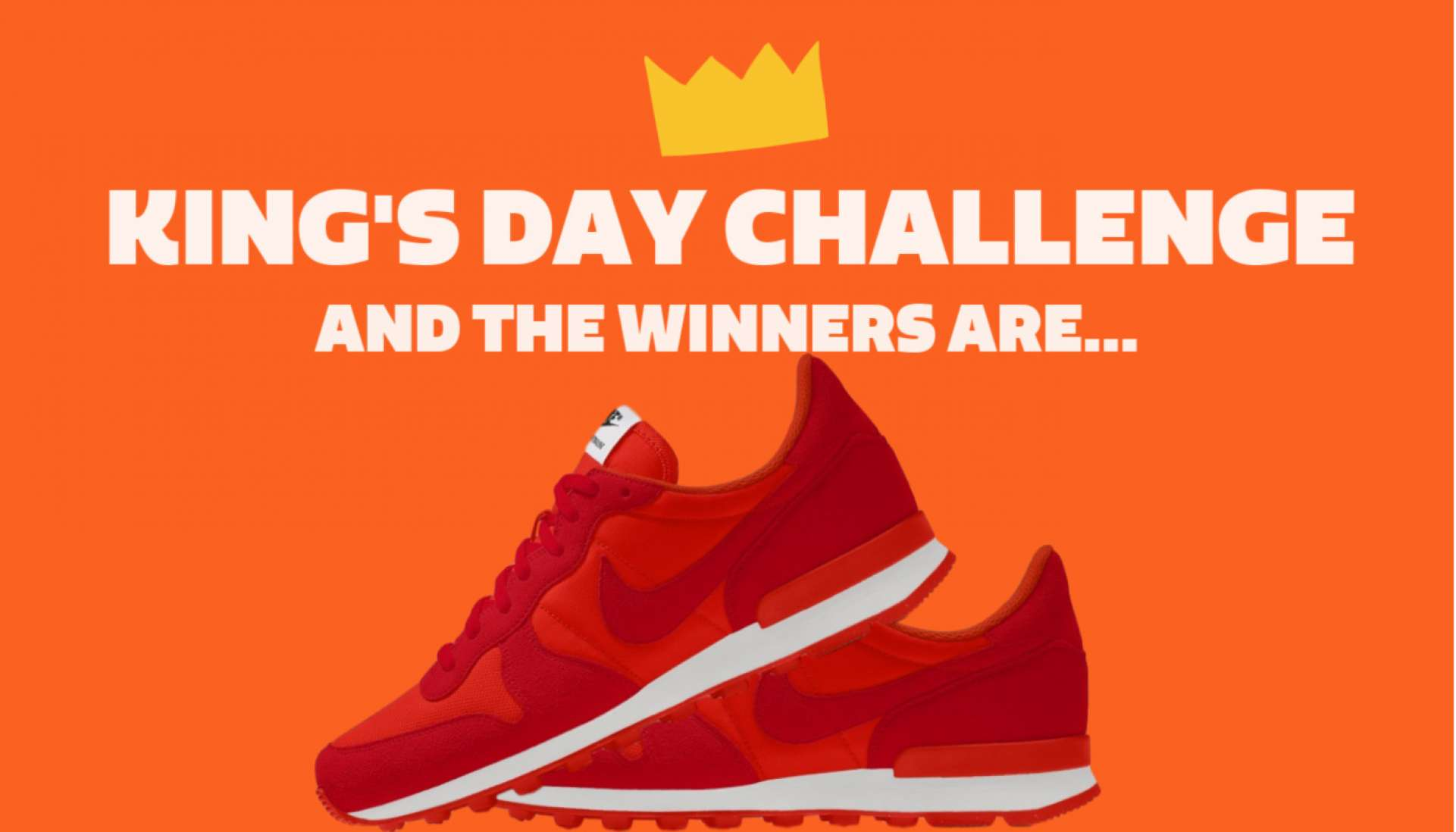 CTOUCH Kings day challenge web tegel 2