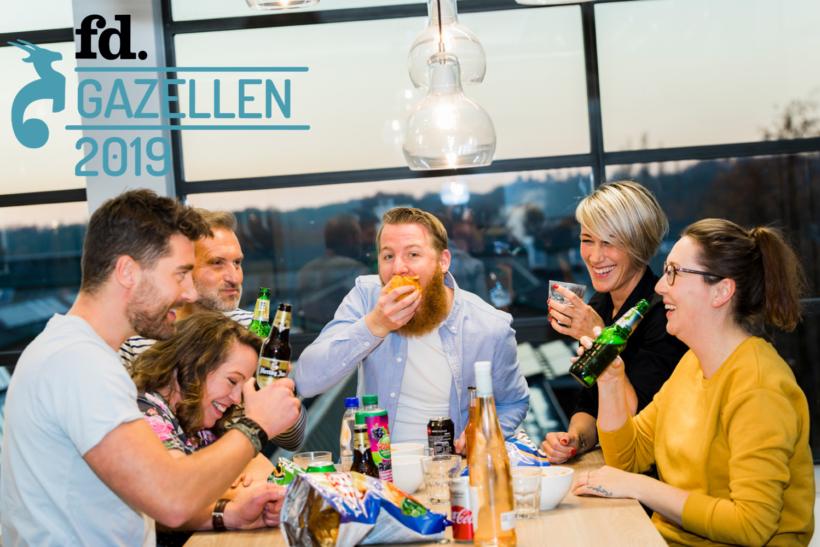 CTOUCH FD Gazellen 2019