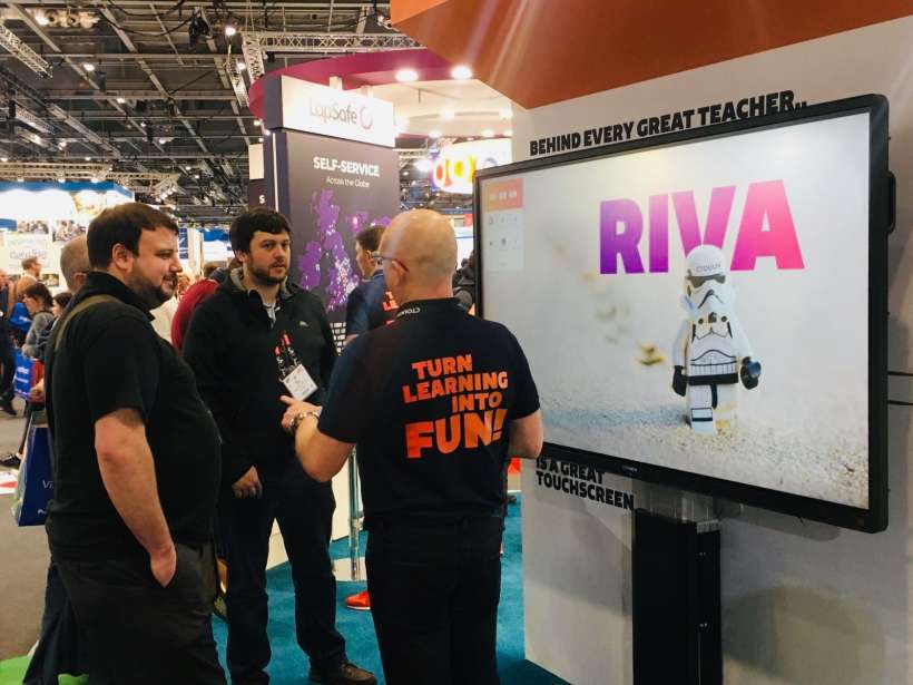 Introducing CTOUCH Riva