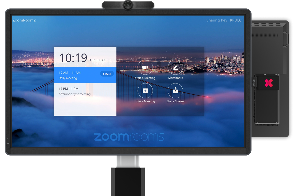 CTOUCH For Zoom